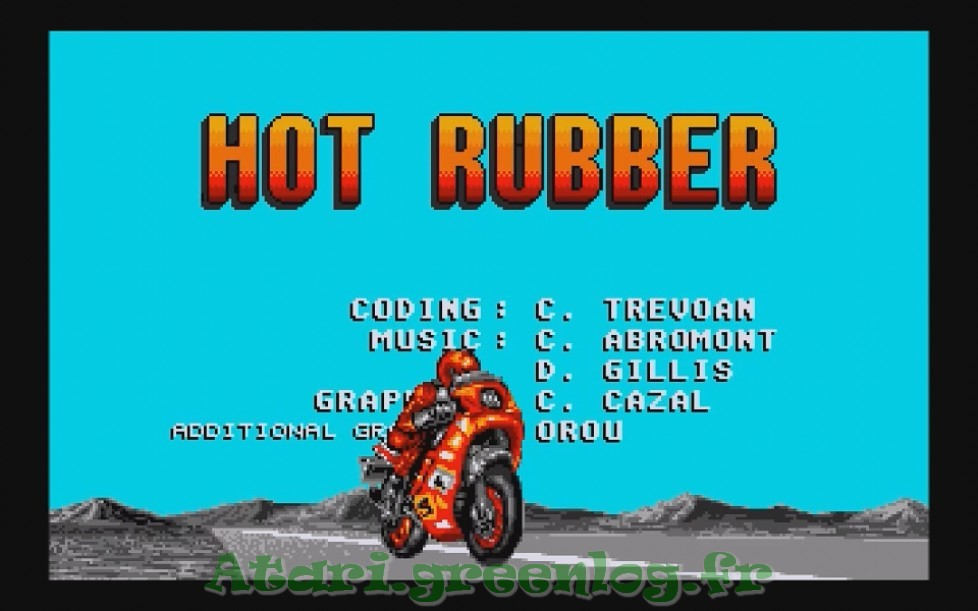 Hot Rubber