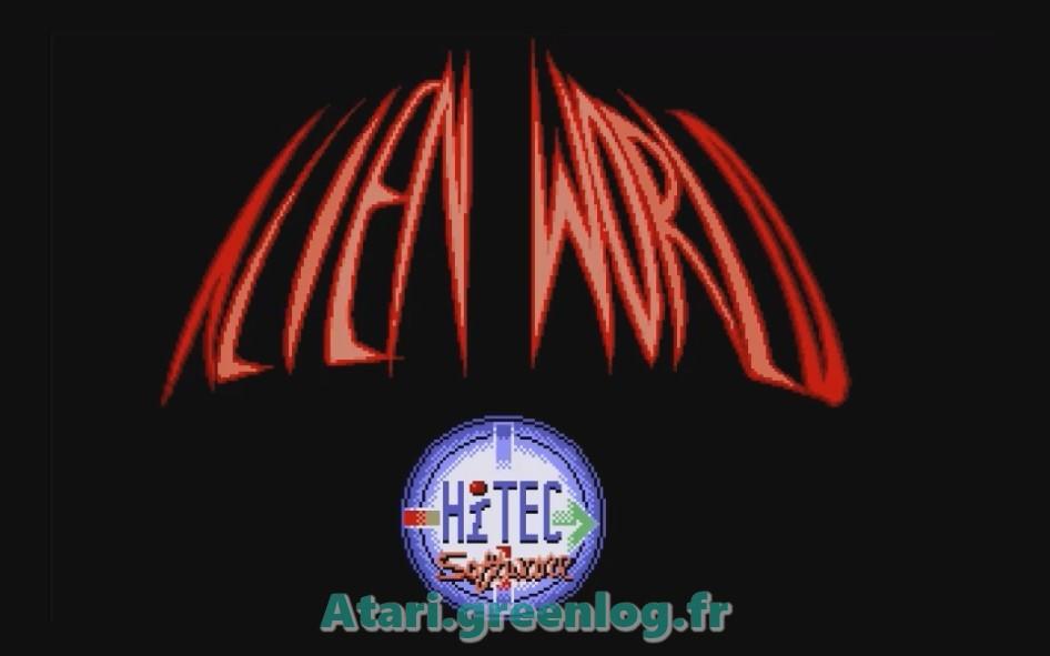 Alien World : Impression d'écran 6