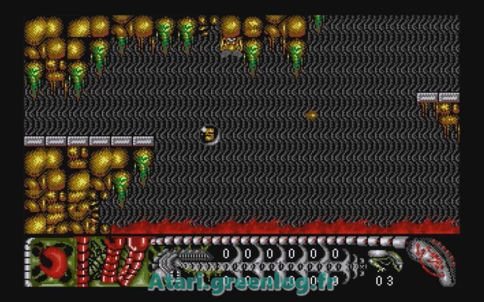 Alien World : Impression d'écran 7