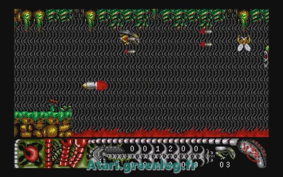 Alien World : Impression d'écran 10
