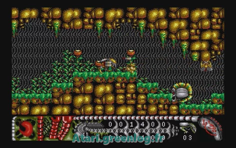 Alien World : Impression d'écran 11