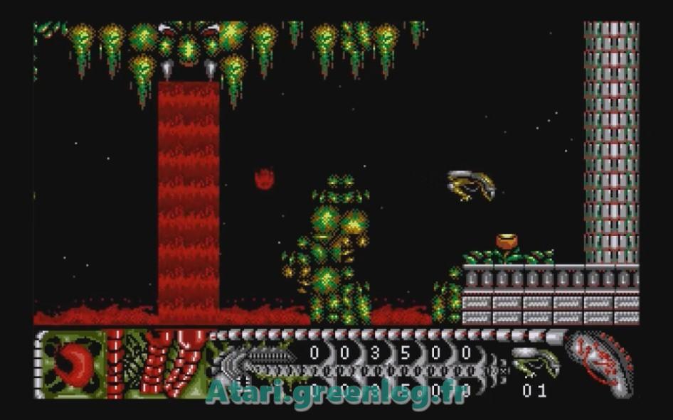 Alien World : Impression d'écran 13