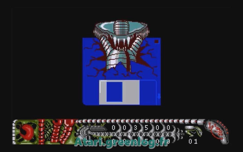 Alien World : Impression d'écran 14