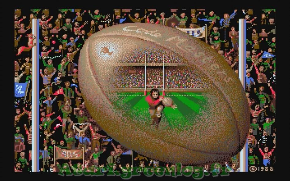 Advanced Rugby Simulator