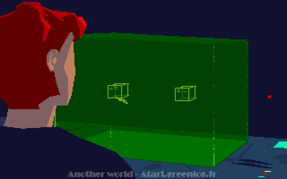 Another world : Impression d'écran 11