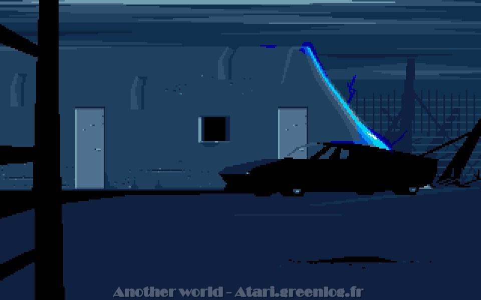 Another world : Impression d'écran 15
