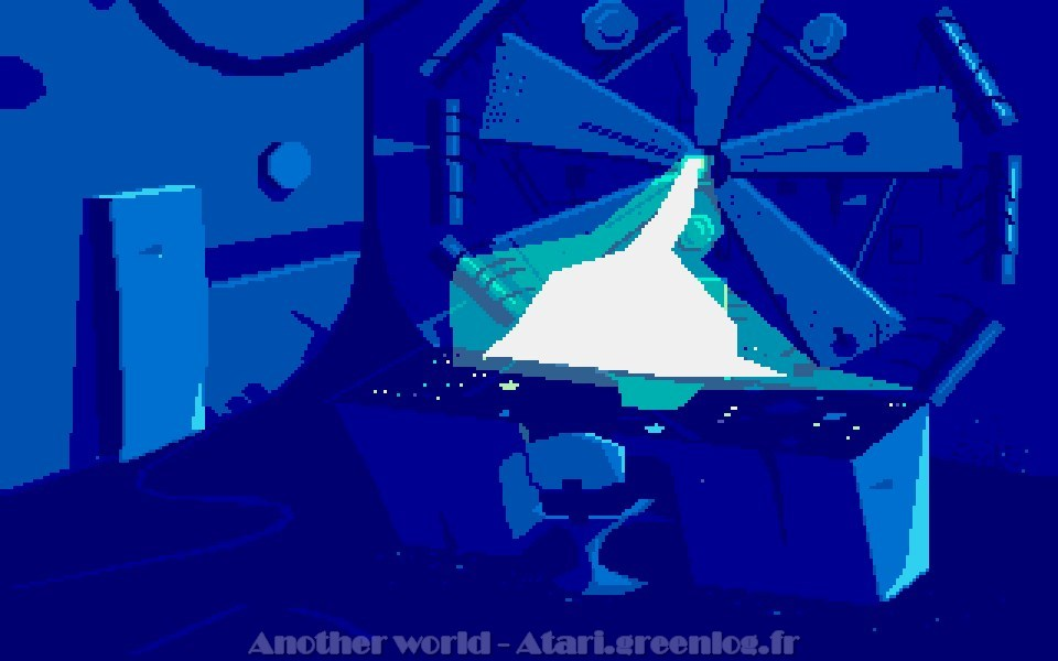 Another world : Impression d'écran 17