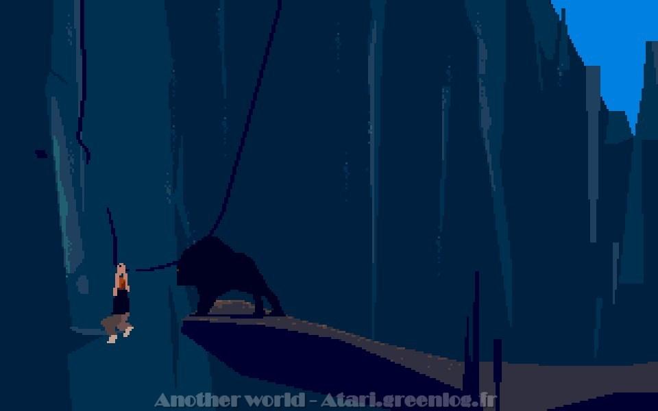Another world : Impression d'écran 20