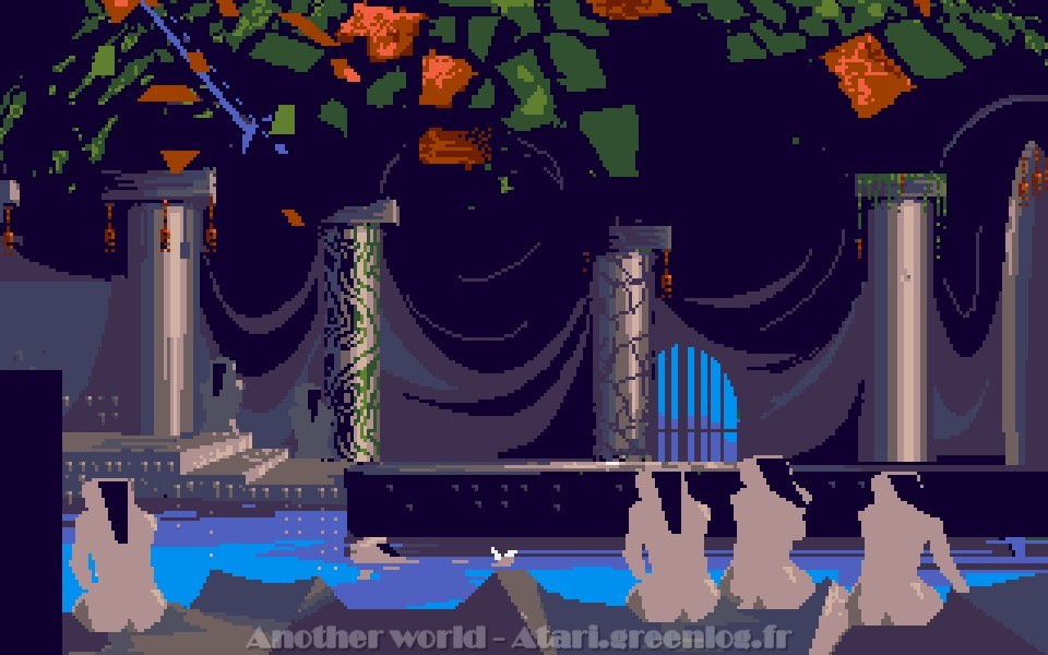 Another world : Impression d'écran 21