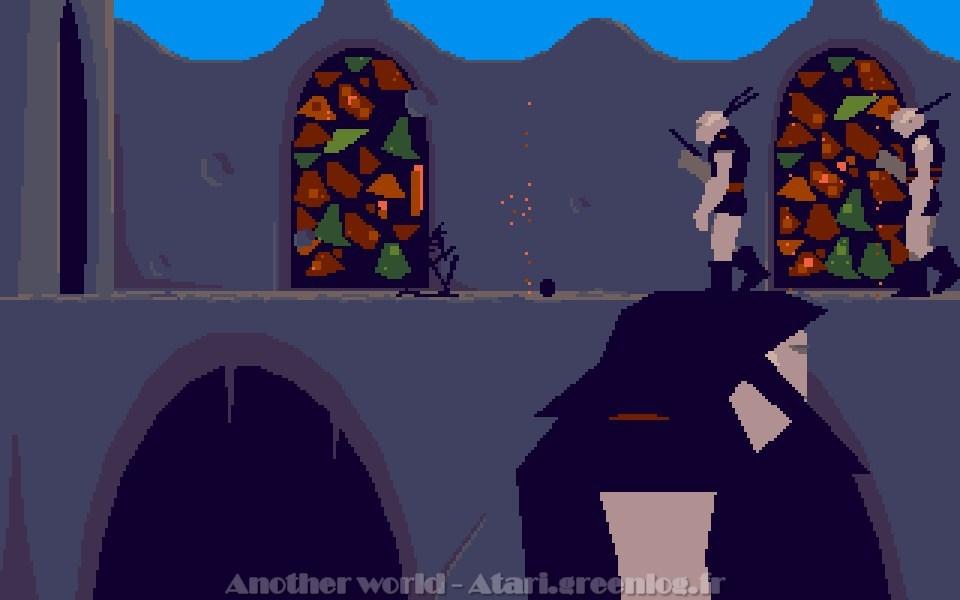 Another world : Impression d'écran 22