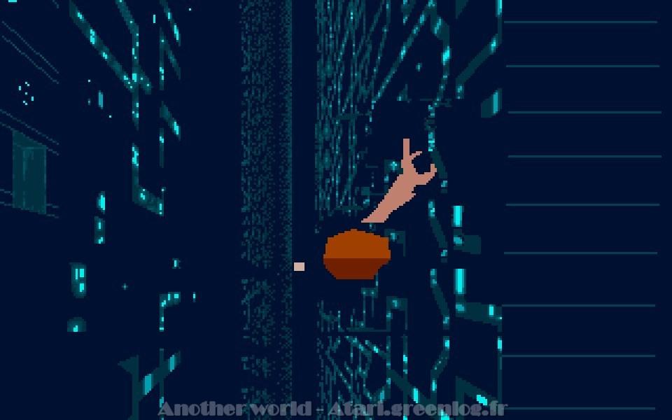 Another world : Impression d'écran 23