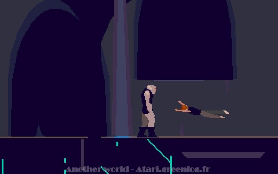 Another world : Impression d'écran 24