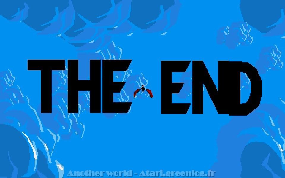 Another world : Impression d'écran 30