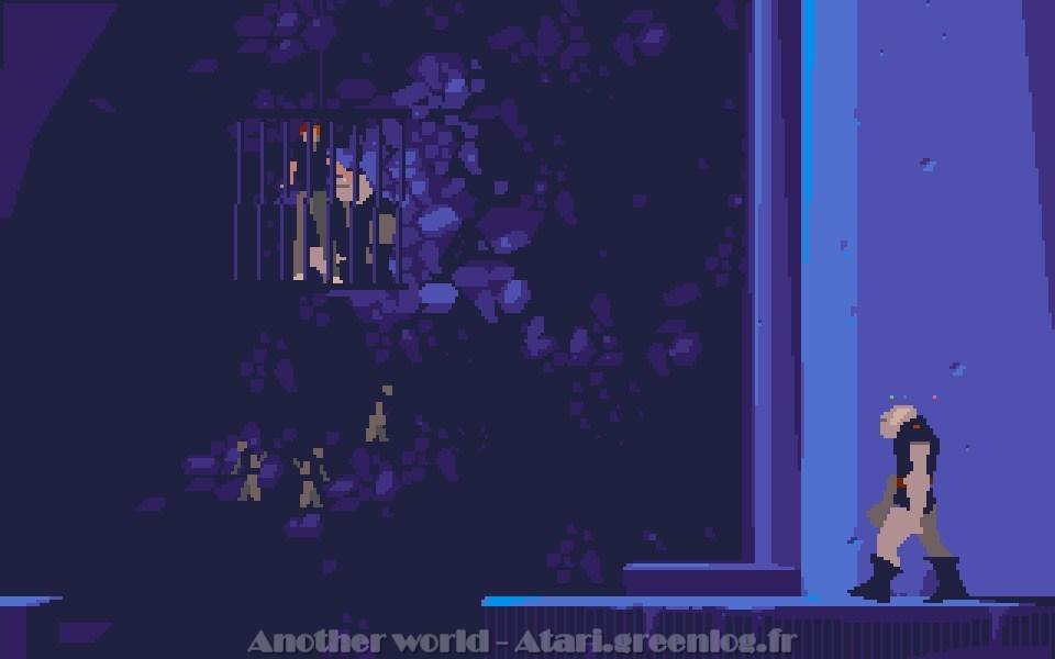 Another world : Impression d'écran 33