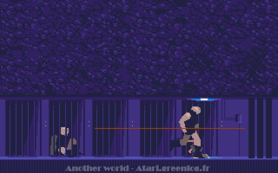 Another world : Impression d'écran 36