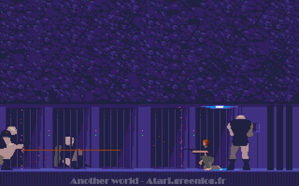 Another world : Impression d'écran 37