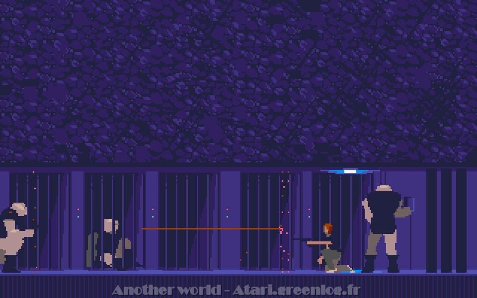 Another world : Impression d'écran 38