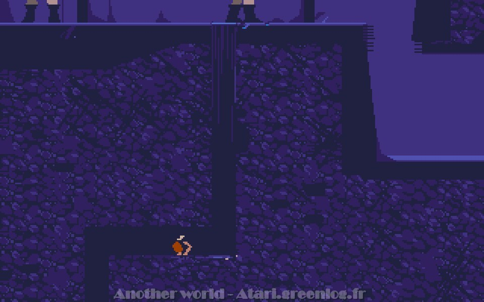 Another world : Impression d'écran 39