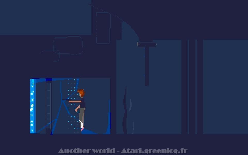 Another world : Impression d'écran 40