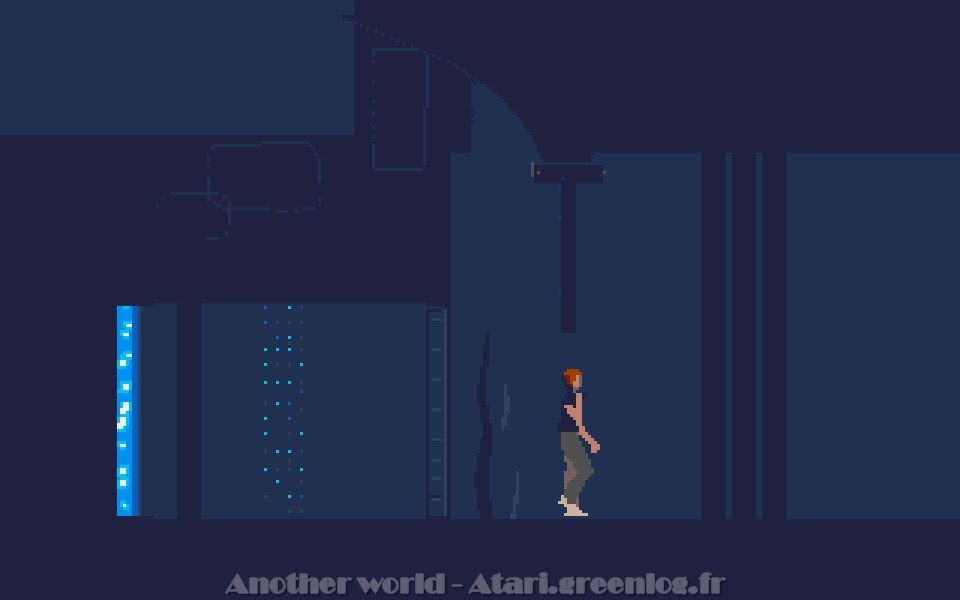Another world : Impression d'écran 41