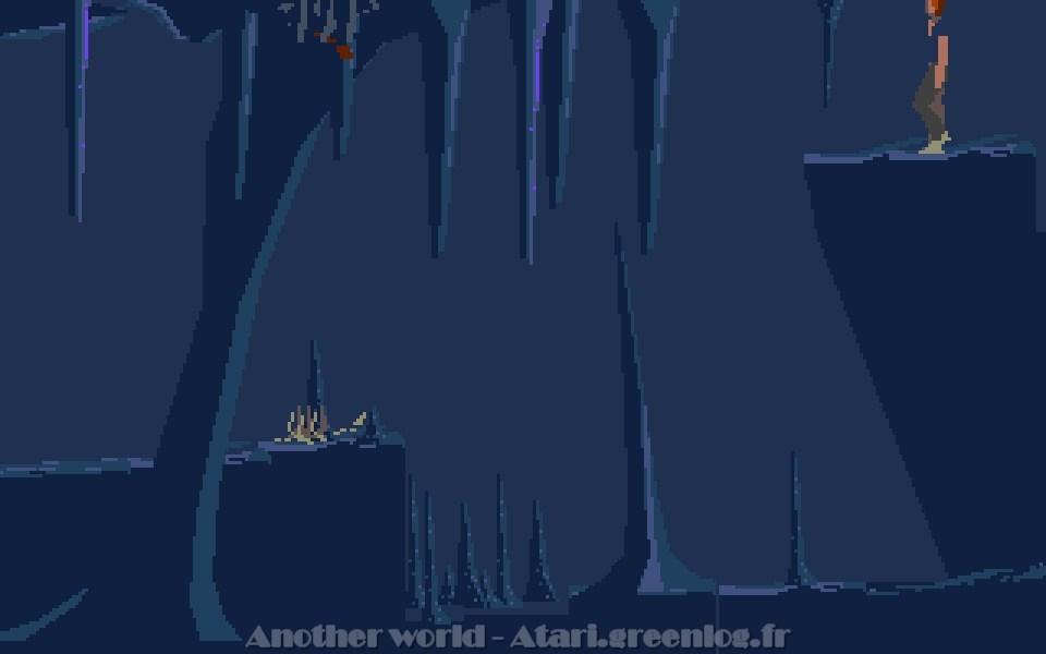 Another world : Impression d'écran 43