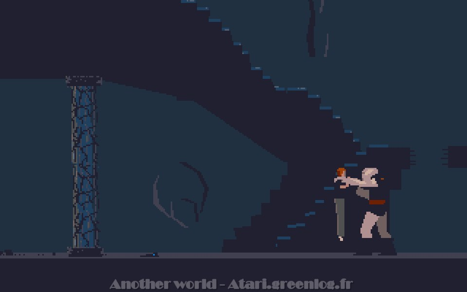 Another world : Impression d'écran 46