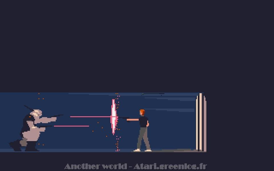 Another world : Impression d'écran 47