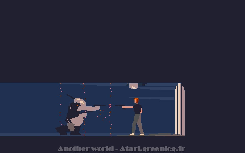 Another world : Impression d'écran 49