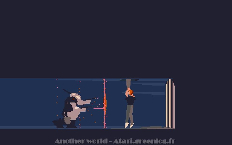 Another world : Impression d'écran 50