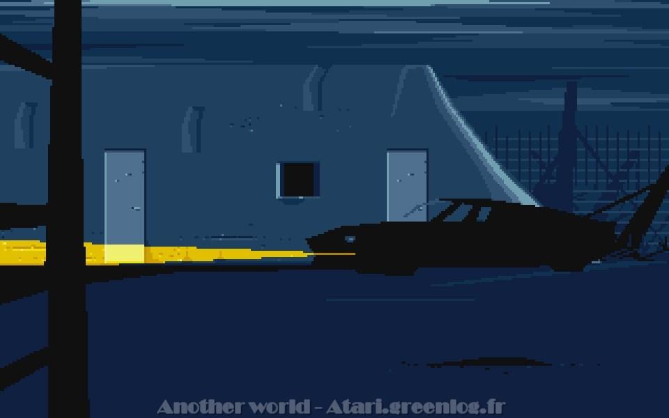 Another world : Impression d'écran 6