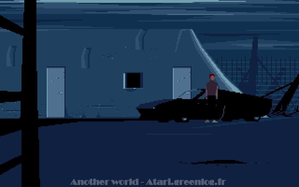 Another world : Impression d'écran 7