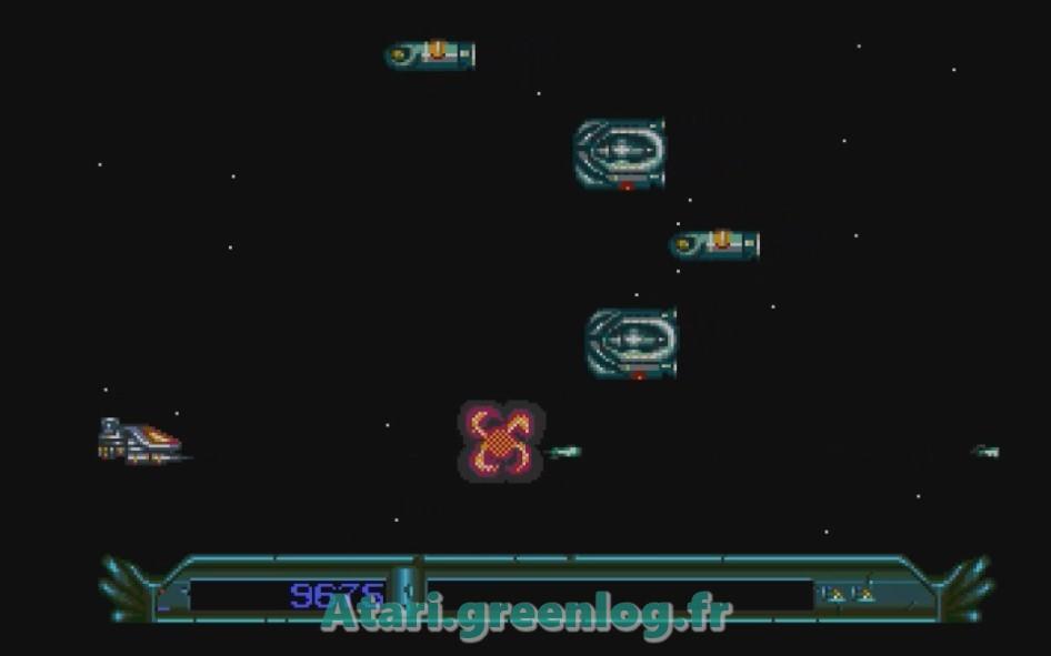 Armalyte : Impression d'écran 17