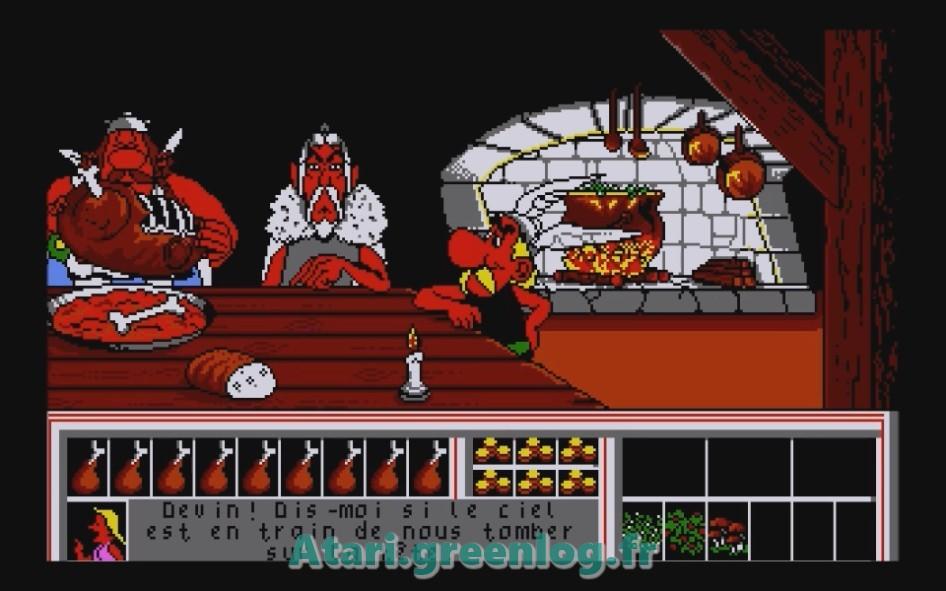 Astérix et le coup du menhir : Impression d'écran 5