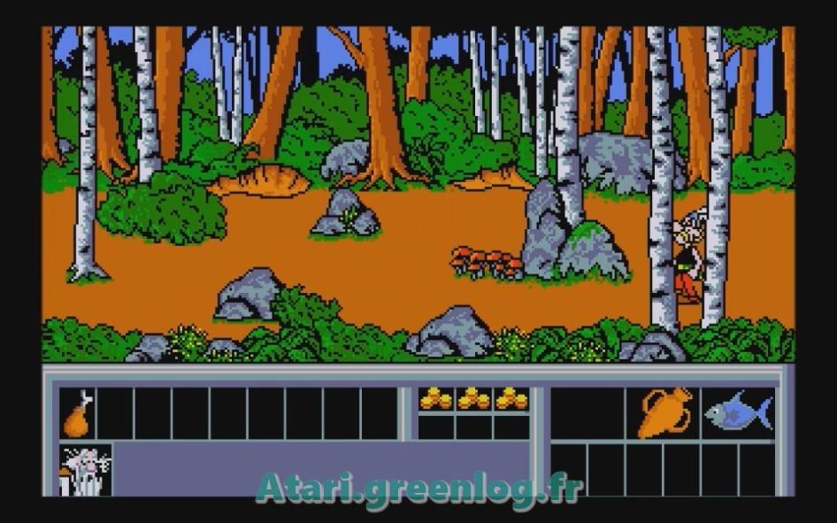 Astérix et le coup du menhir : Impression d'écran 28