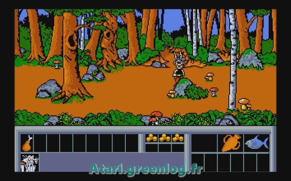 Astérix et le coup du menhir : Impression d'écran 29
