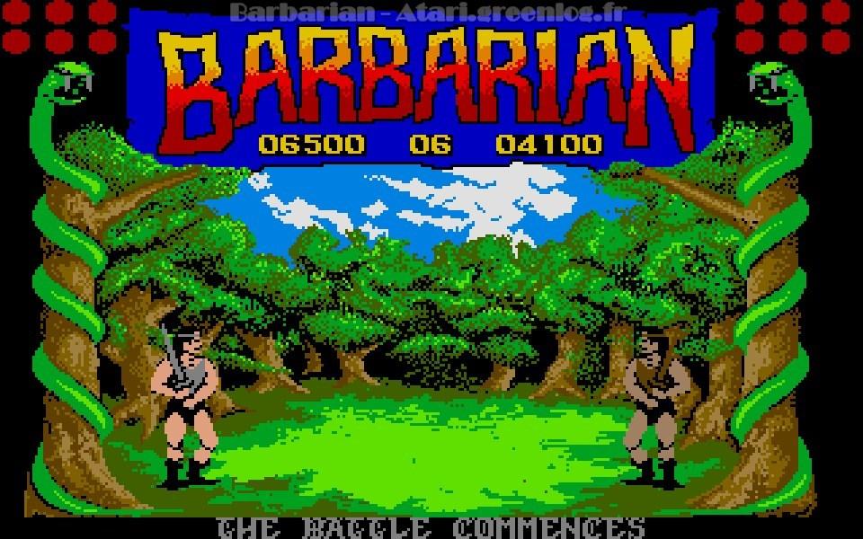 Barbarian : Niveau 7