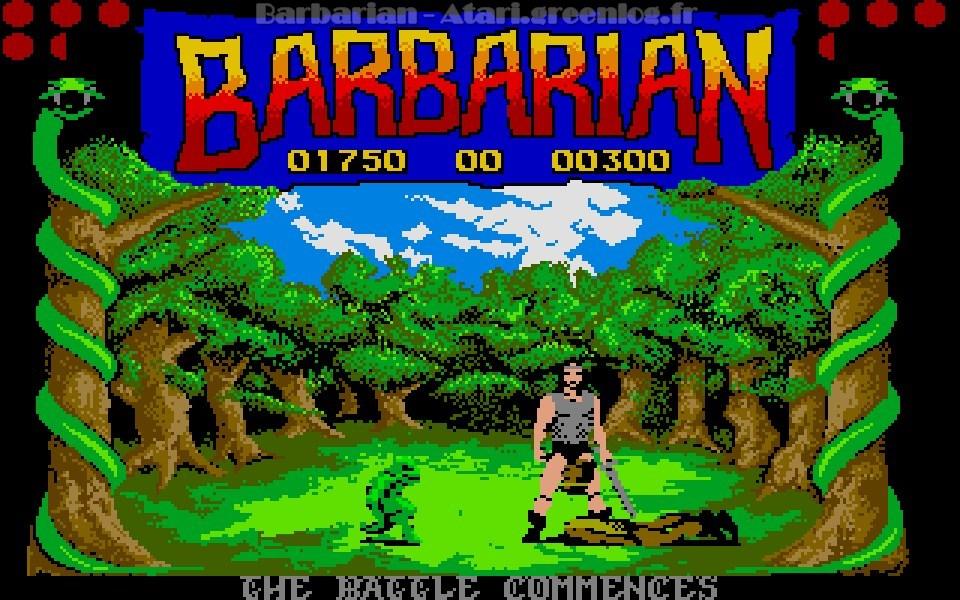 Barbarian : Décapitation 2