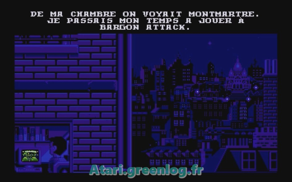 Bargon Attack : Impression d'écran 2
