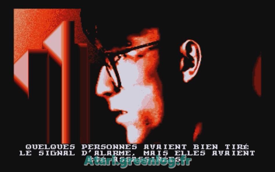 Bargon Attack : Impression d'écran 3