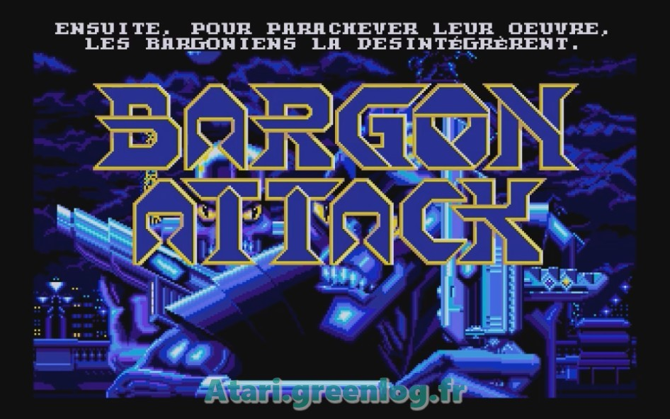 Bargon Attack : Impression d'écran 6