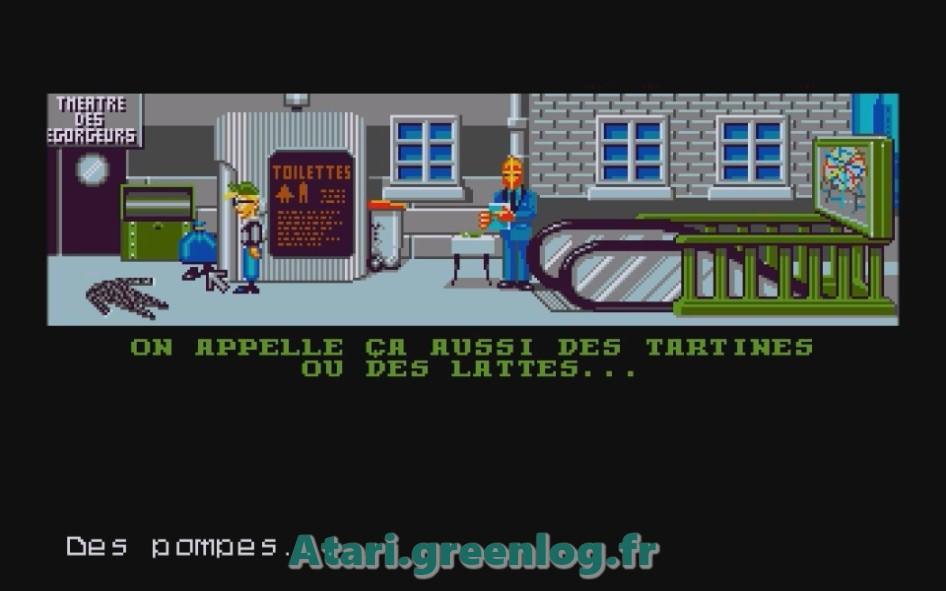Bargon Attack : Impression d'écran 8