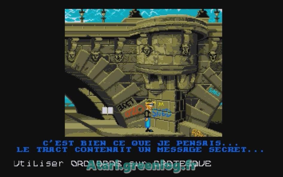 Bargon Attack : Impression d'écran 20