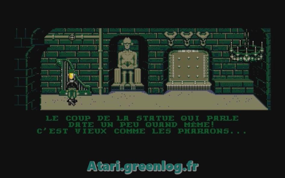 Bargon Attack : Impression d'écran 21