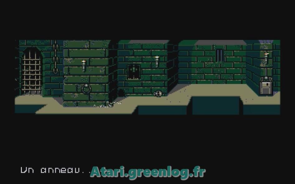 Bargon Attack : Impression d'écran 22
