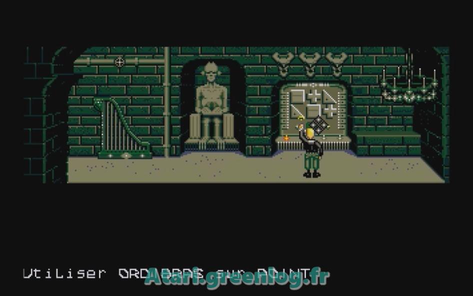 Bargon Attack : Impression d'écran 23