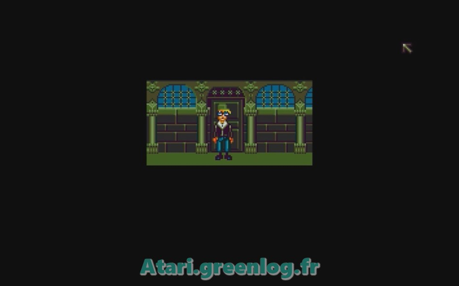 Bargon Attack : Impression d'écran 27