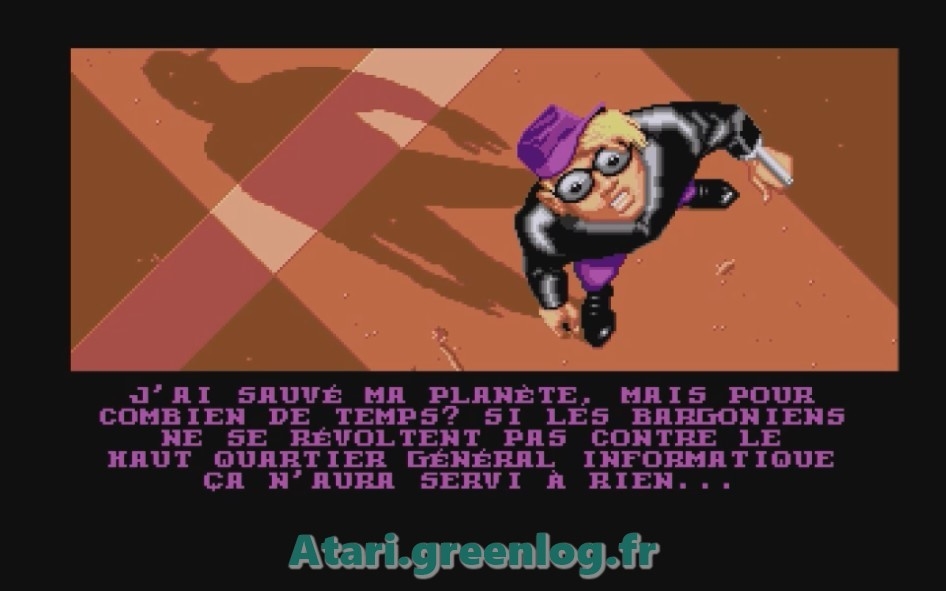 Bargon Attack : Impression d'écran 34