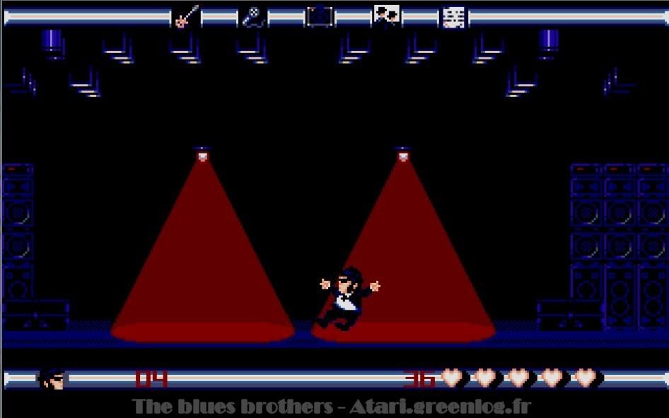 The blues brothers : Impression d'écran 1