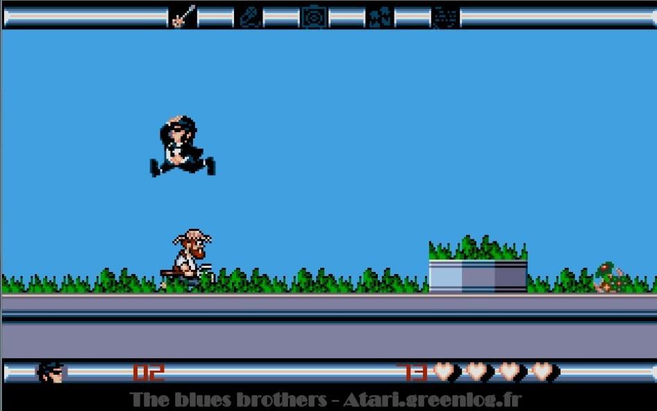 The blues brothers : Impression d'écran 10