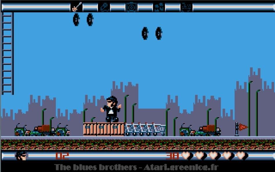 The blues brothers : Impression d'écran 13